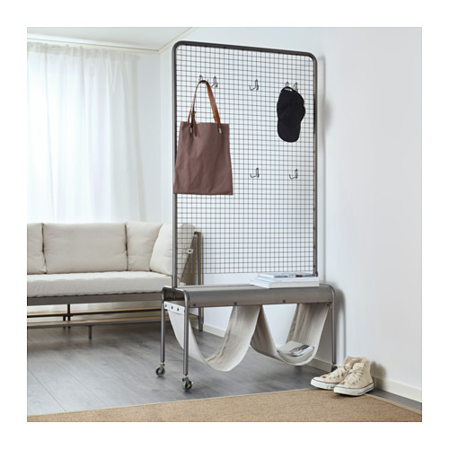 10 New Ikea deco items that will be dreamy for a tiny  : veberod room divider ikea apartment tiny 2017 from www.dailydreamdecor.com size 500 x 500 jpeg 49kB