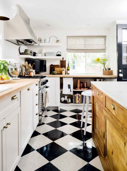 French Bistro Style A Popular Kitchen Trend Right Now Daily Dream Decor