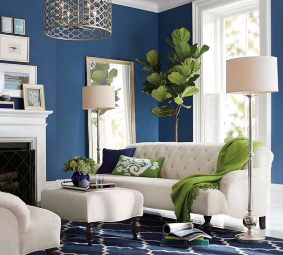 How To Bring Summer Vibes Into Your Home 6 Color Ideas: 10 Dreamy Ideas On How To Refresh You Living Room For