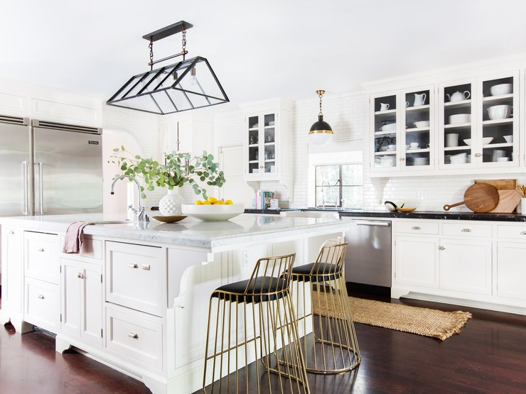 Inside The French Chic And Glam Home Of Shay Mitchell