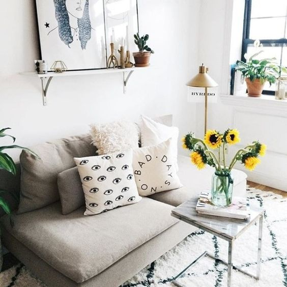 5 Dreamy Feng Shui Tricks For A Small Apartment