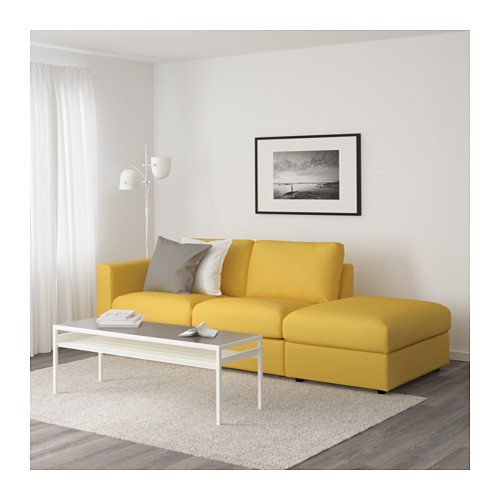Comfy And With An Optimistic Color, This Sofa Will Definitely Cheer Up Your  Living Space. 2. The Cool Storage