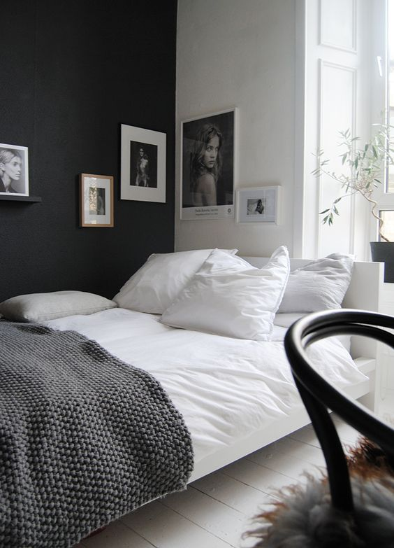 So add as many frames you want featuring fashion shots  famous photos or  abstract art pictures and make the most out of your bedroom. 8 Enchanting tips on how to make your bedroom look bigger   Daily