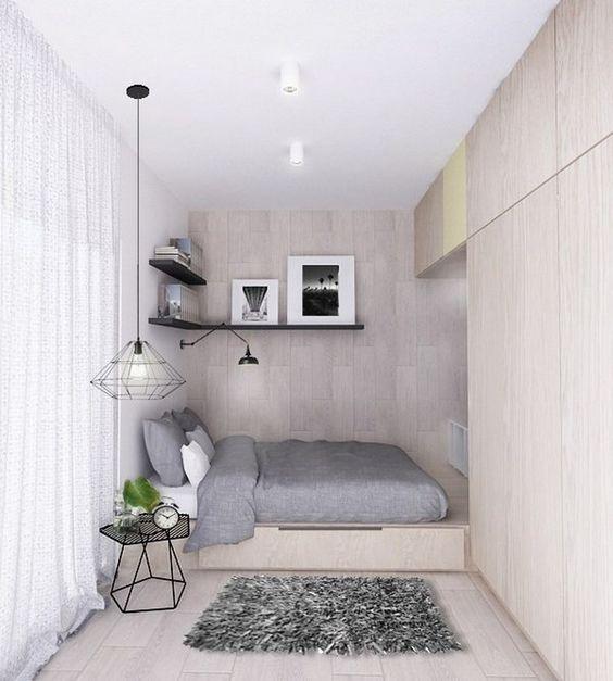 how to make your bedroom look bigger