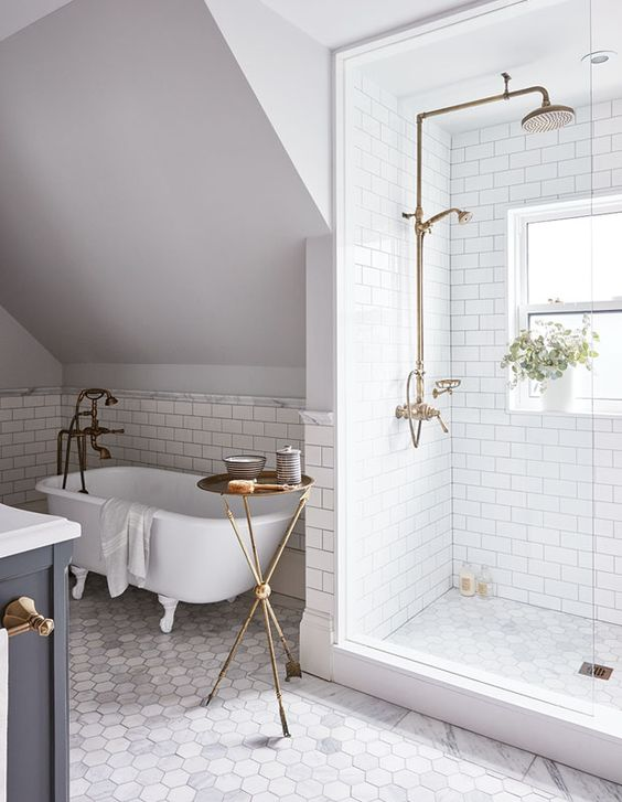 4 of the hottest bathroom trends for 2017 daily dream decor for New small bathroom trends