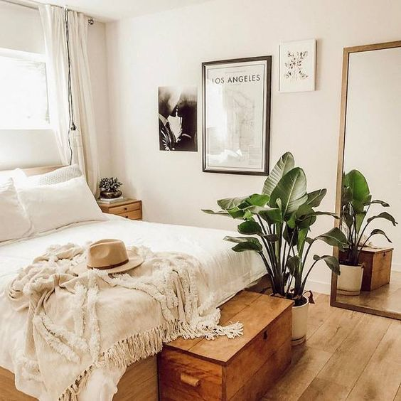 7 dreamy wall colors that will help you reduce stress for Earthy apartment decor
