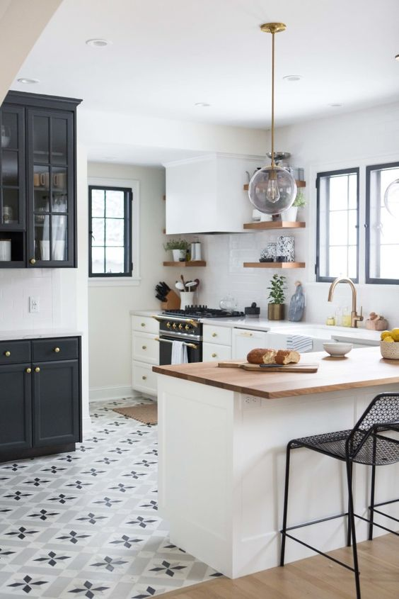 Choosing the right flooring for your kitchen - Daily Dream Decor