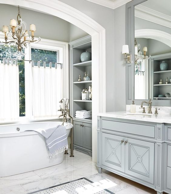 Heritage Bathroom Accessories: 4 Of The Hottest Bathroom Trends For 2017