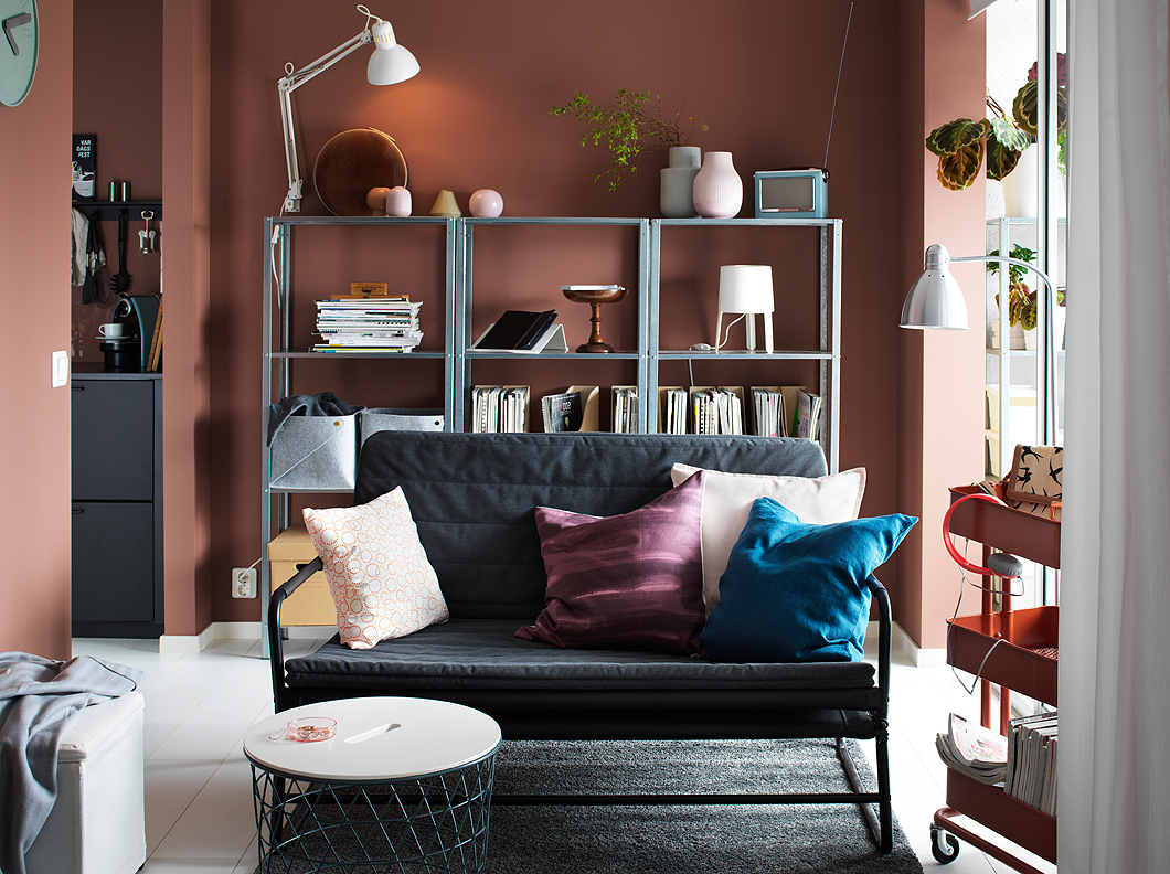 6 Ikea Ideas That Show You How Stylish Colors Can Be In A