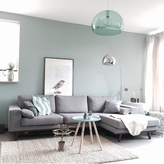 7 Splendid light blue interiors that prove this is the new IT color ...