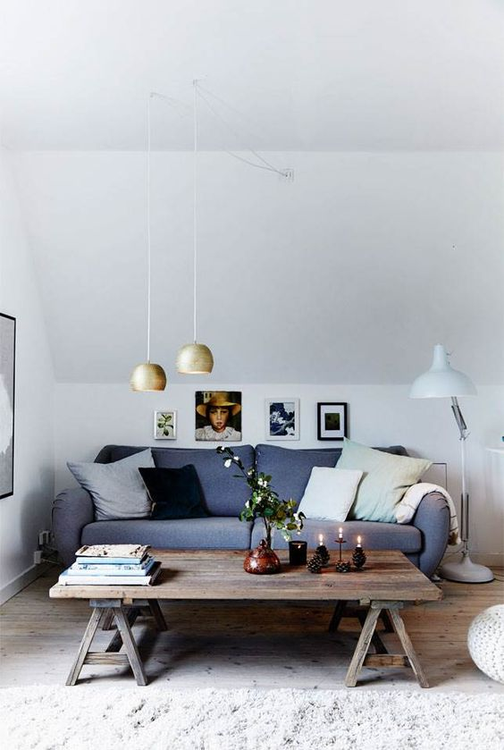 Artsy Living Room: 7 Enchanting Ways To Make A Small Space Look Creative