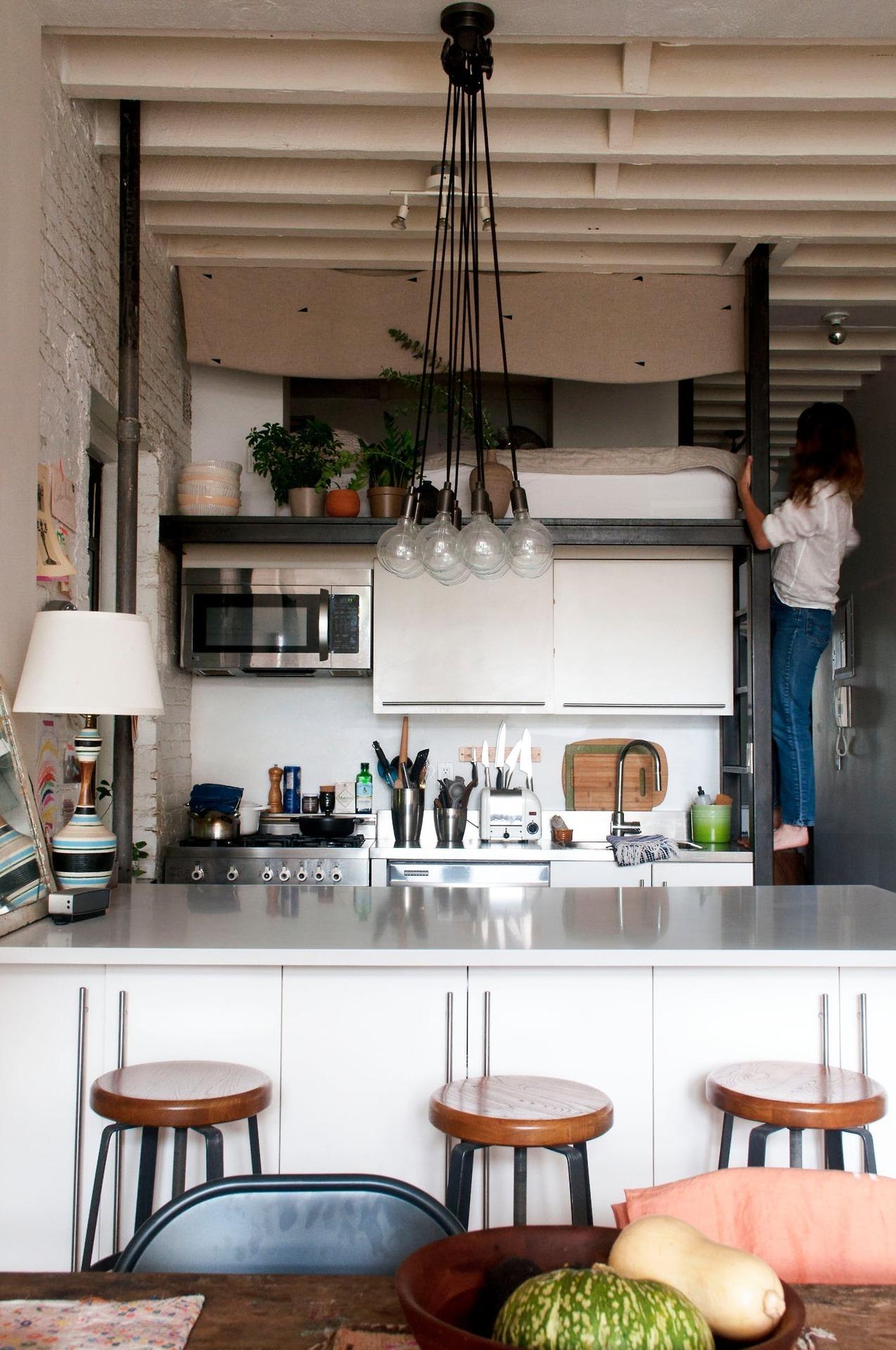 A Dreamy Bohemian Brooklyn Studio Apartment Daily Dream