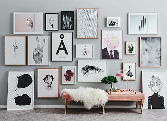 6 Tips For Choosing the Perfect Picture Frame For Your Piece