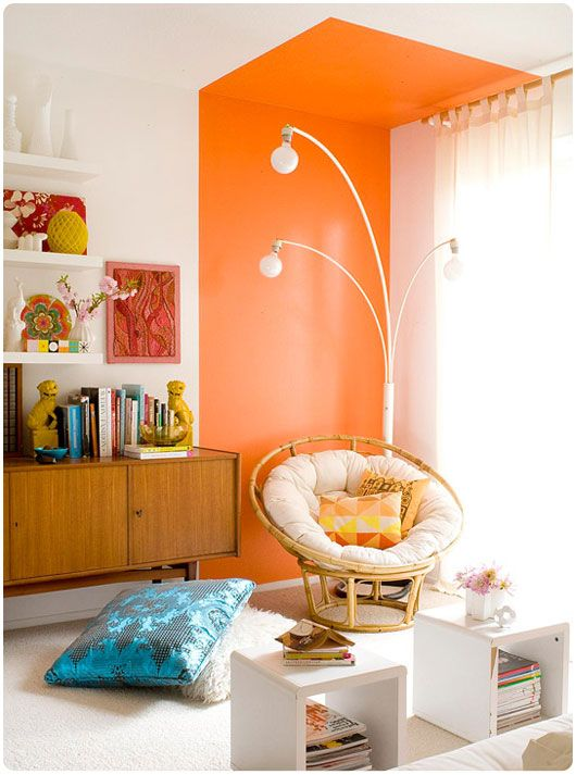 6 Easy Ways In Which Paint Can Separate A Space And Make