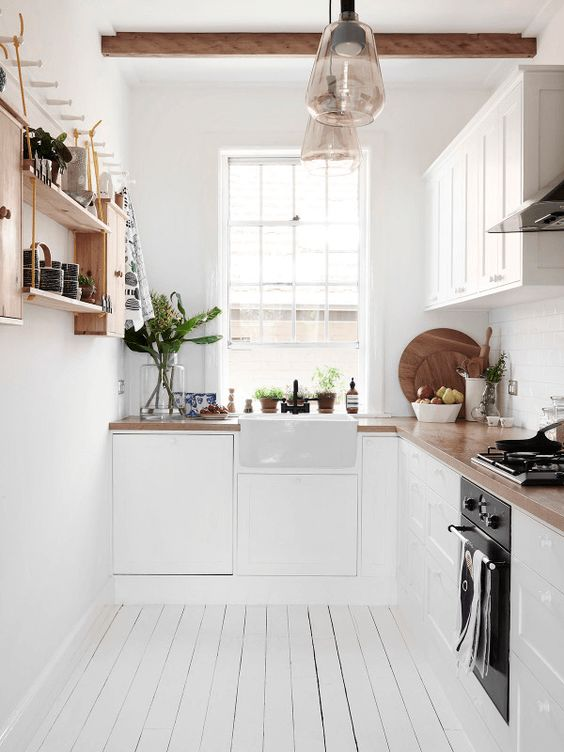 7 Space Saving Solutions For Small Kitchens