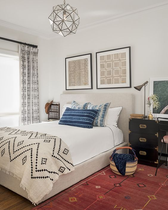 8 Gorgeous Vintage Mid Century Bedrooms You Will Adore