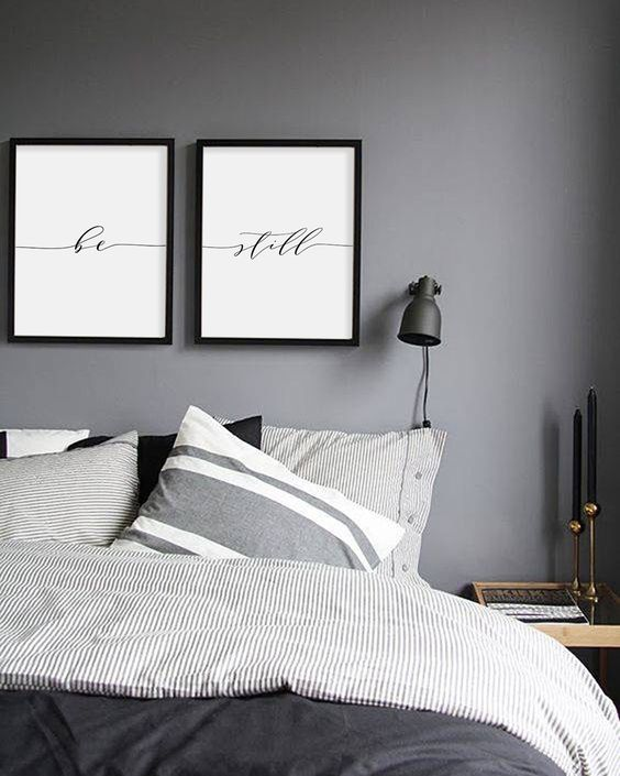 ... Your Bedroom This Season. Paired With Other Neutrals Or Other Shades Of  Grey It Can Create The Perfect Relaxing Space To Spend Your Free Days At  Home.