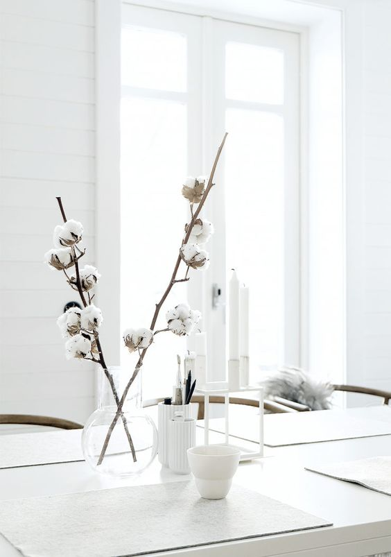 7 Dreamy white interiors that bring a winter wonderland in your home -  Daily Dream Decor