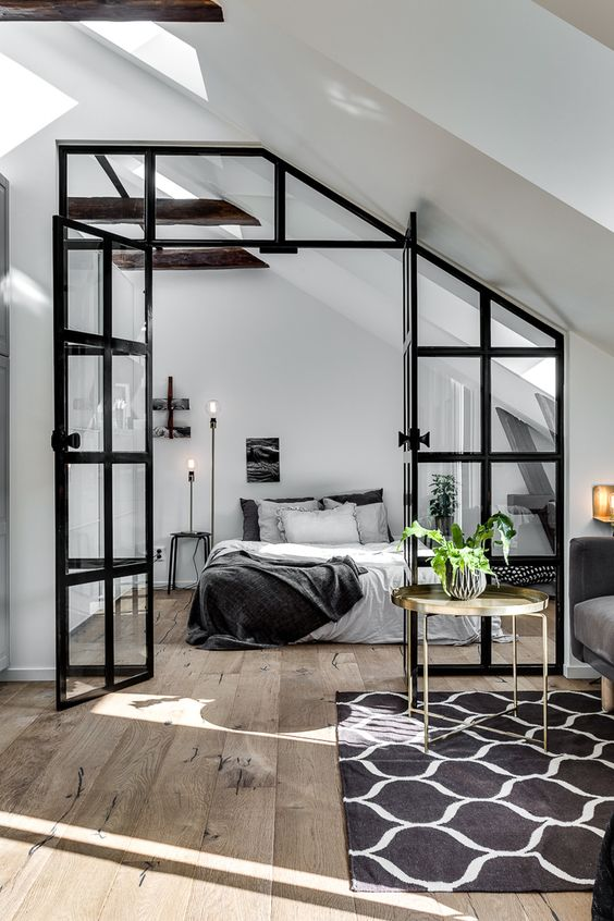 Gentil Well, The Industrial Bedrooms Are Never Out Of Fashion And They Look Pretty  Cool And Relaxing. Here Are Our Top Seven Favorites: