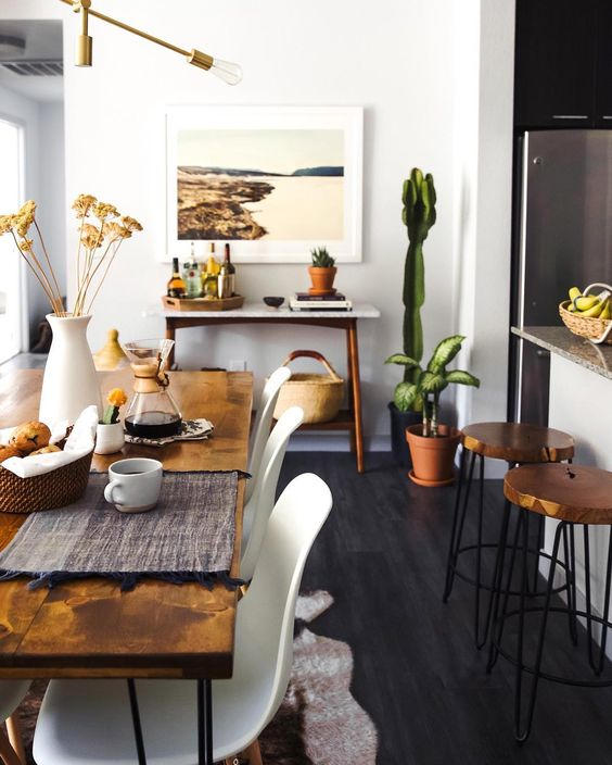 How To Bring Summer Vibes Into Your Home 6 Color Ideas: 9 Chic Ideas To Add Brown Into Your Dreamy Home