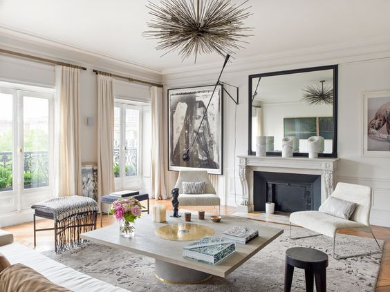 7 Amazing ways in which oversized art can really change a modern space