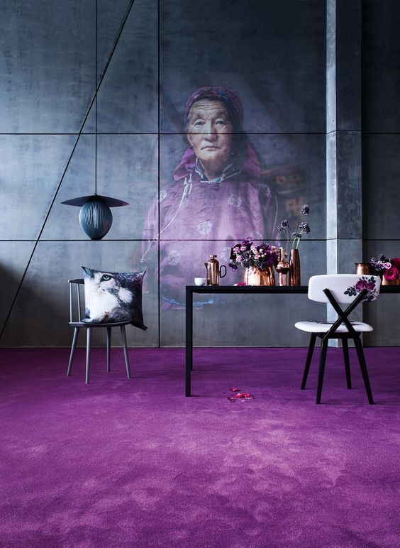 Ultra violet – The bold color that will give you a crush in 2018
