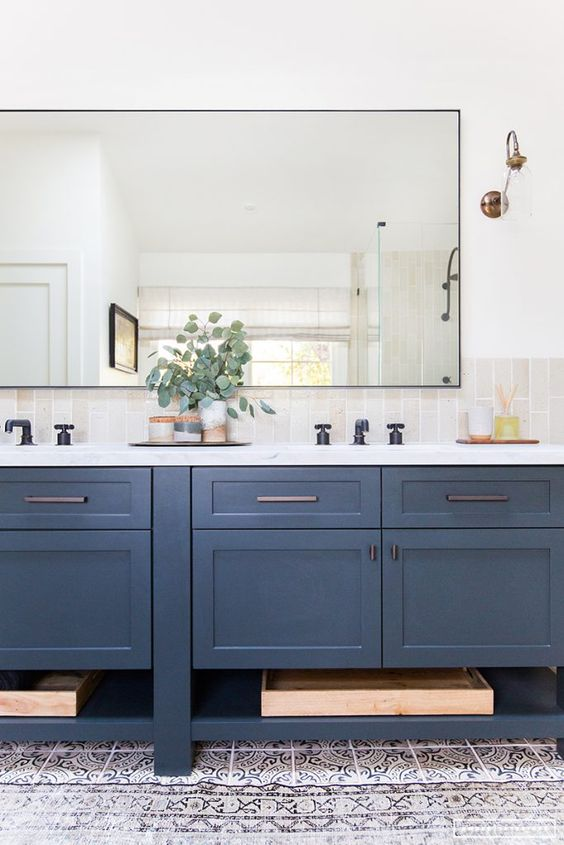 8 dreamy bathroom ideas you need for your spring home for Spring bathroom ideas