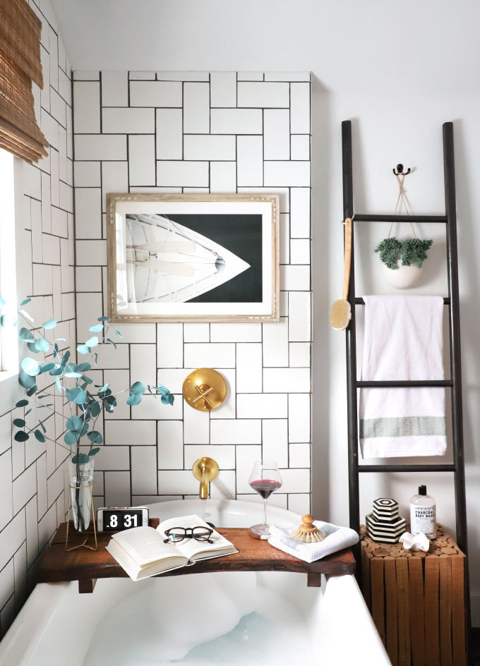 8 dreamy bathroom ideas you need for your spring home for Spring bathroom decor