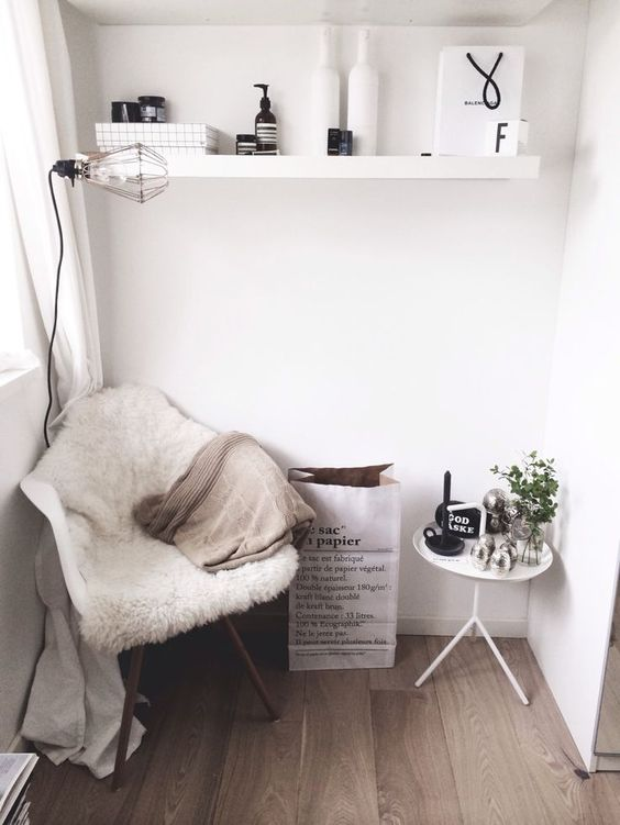8 Stylish Corners That Will Inspire You In Taking A Day Off At Home   Daily  Dream Decor