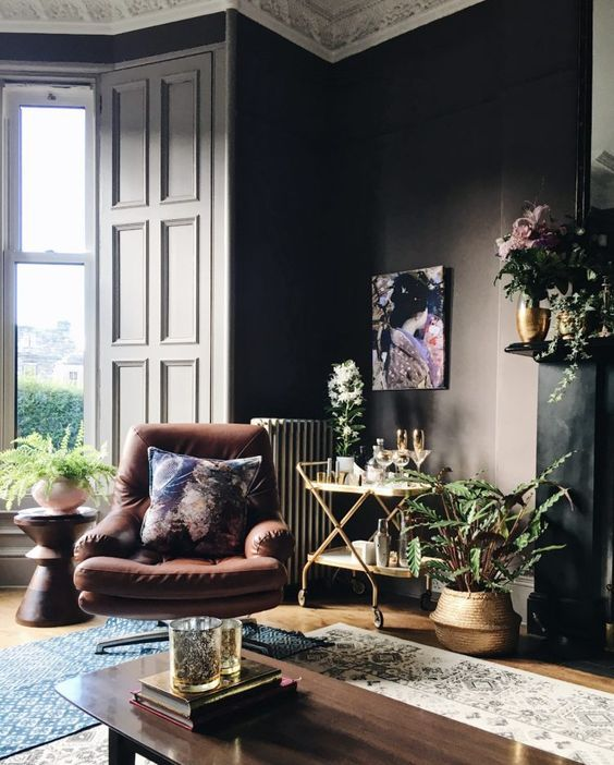 Dramatic Dining Room Design: 9 Dramatic Rooms That Will Make You Feel Amazed