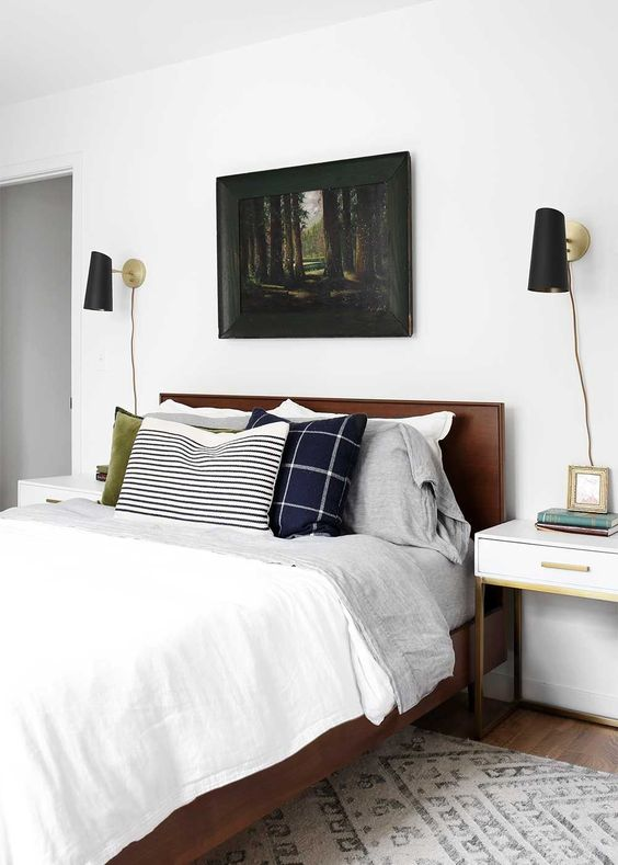 5 Stylish masculine bedrooms you will crave for - Daily Dream Decor