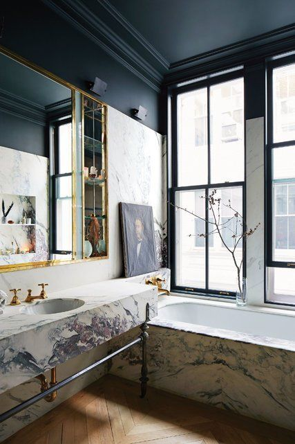 Five Simple Solutions For A Stylish Bathroom Daily Dream Decor