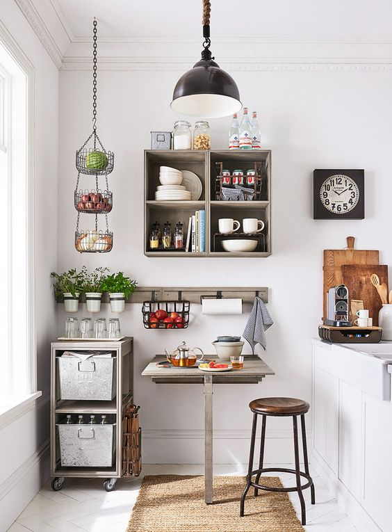 To Help You Out, We Gathered Six Gorgeous Ideas To Refresh Your Kitchen  Space For The Warm Season: