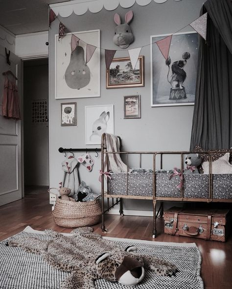 Kids Room Decoration: 8 Vintage Kids Rooms That Will Convince You To Have One
