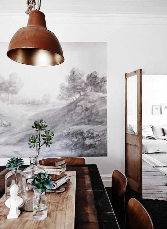 7 Stylish Green&Brown interiors that show you this is the nature inspired trend to follow now
