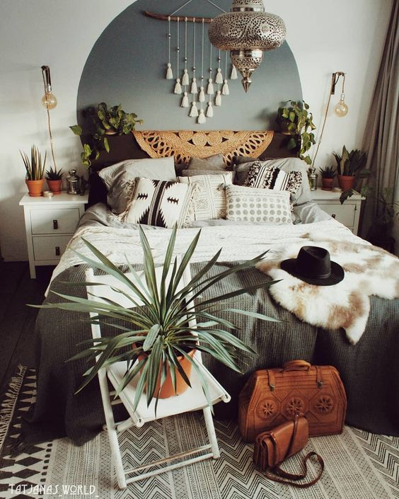 The Boho Style Will Also Keep The Vacation Mood Wherever You Are, So Itu0027s A  Great Look For Your Bedroom, The Perfect Space To Dream In.