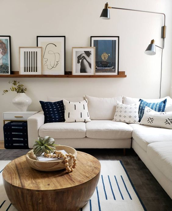 25 Drawing Room Ideas For Your Home In Pictures: 7 Cool Ideas On How To Mix And Match Prints Into Your