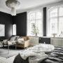 Dreamy, dark and spacious studio in Gothenburg