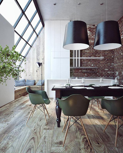 Westbrook Terrace Apartments Ames: Current Design Obsession: Eames Chairs