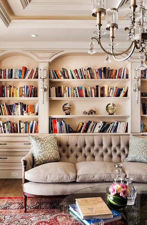 Today I\'m loving, classy living room - Daily Dream Decor