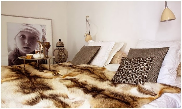 Decorating With Faux Fur Daily Dream Decor