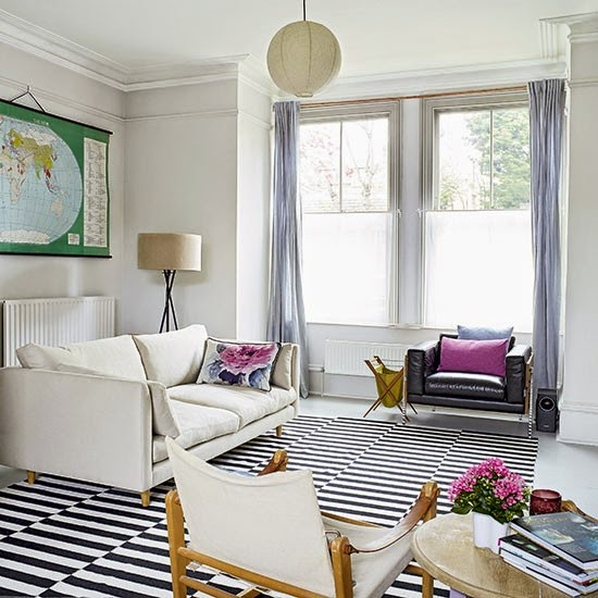 Contemporary London Home: Modern Period-house In London