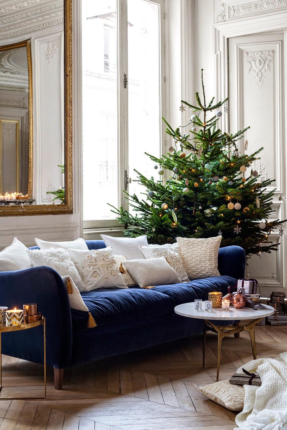 Traditional Christmas Glam Daily Dream Decor