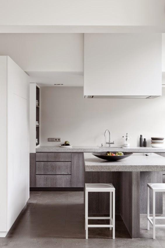 Minimal Contemporary Luxury Kitchen Daily Dream Decor