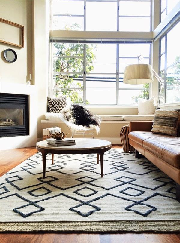 Camel Black Living Room Daily Dream Decor