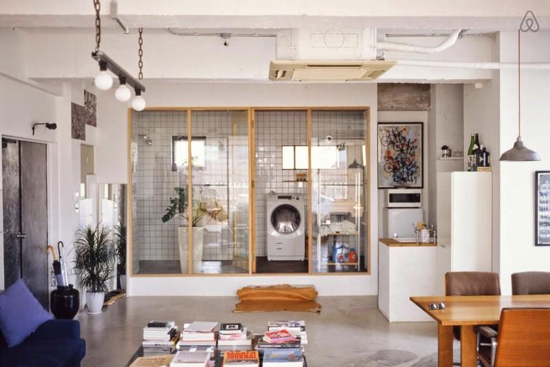 Industrial Design Loft In Tokyo Daily Dream Decor