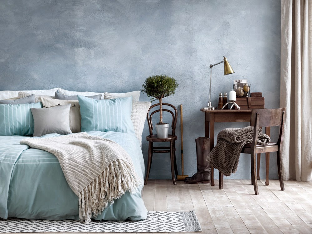 Three dreamy h m home bedroom styling ideas daily dream - Home decor ideas bedroom ...