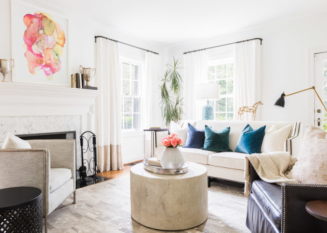 Modern Glam In A Fab Nashville Cottage Daily Dream Decor