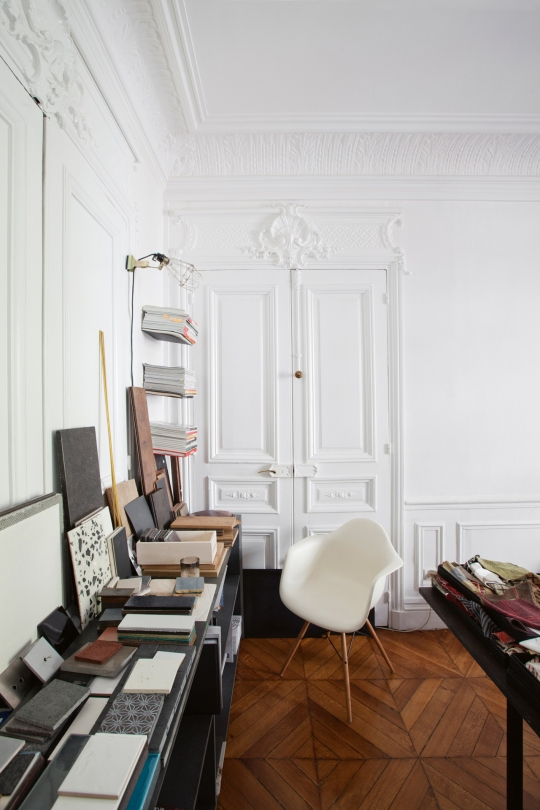 Dreamy 19th-century apartment in Paris