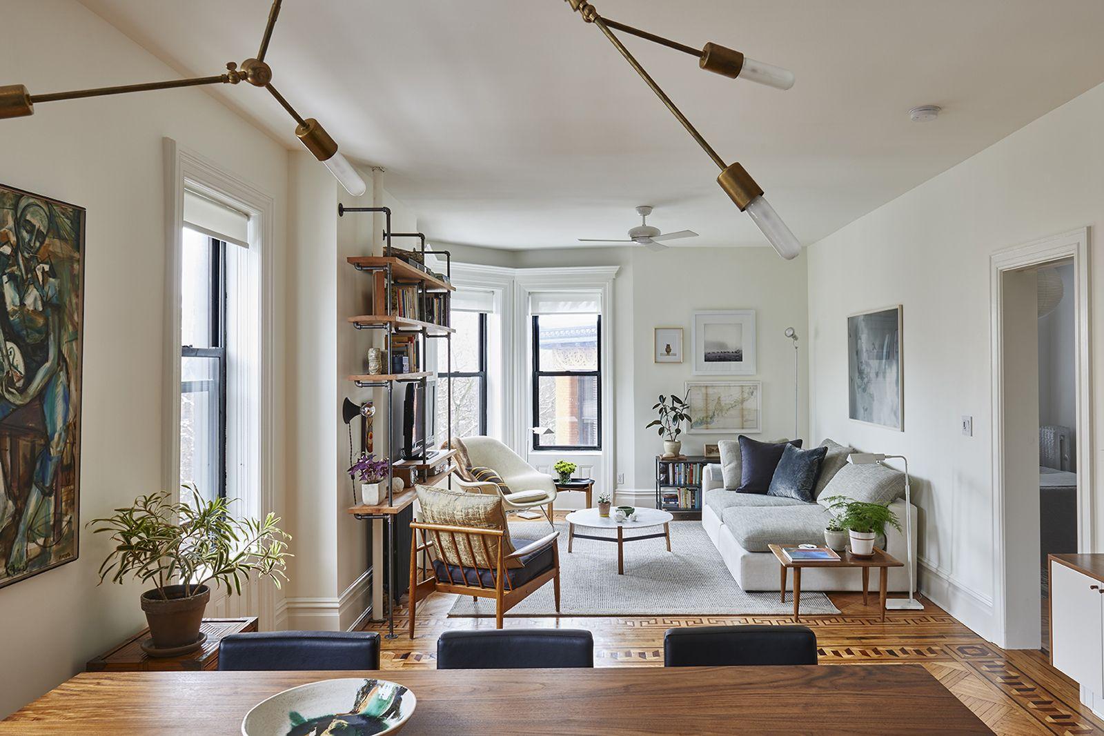 Light & airy small Brooklyn loft
